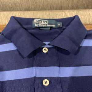 Polo by Ralph Lauren Shirts - Navy and light blue Polo Ralph Lauren shirt
